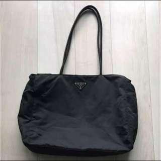 Prada Nylon Sholder Bag