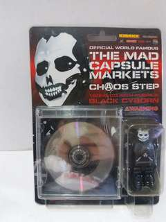 2002年Medicom toy the mad capsule markets kubrick