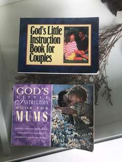 Spiritual books for couple and mum