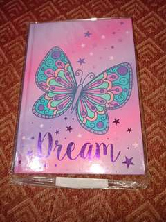 Dream Butterfly Journal