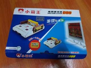 小霸王电视游戏机