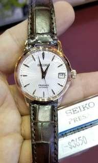 SEIKO 雞尾酒系列 女裝 自動錶