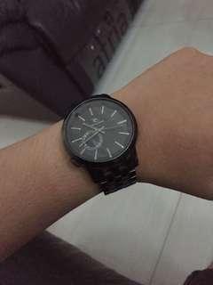 Ripcurl Men's black - black watches