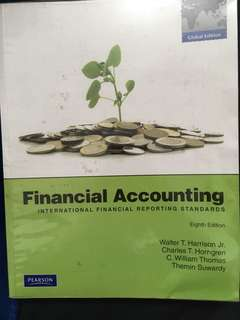 Financial Accounting - Intl financial reporting standards eighth edition Pearson