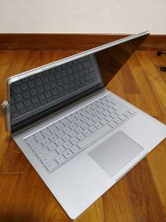 Surface Book with performance base (used)