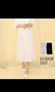 🚚 Rainbow shop碎花裙子
