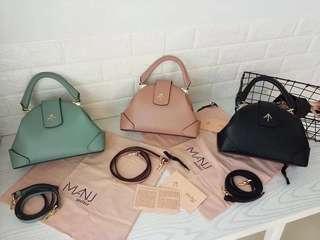 Manu Atelier Demi Bag