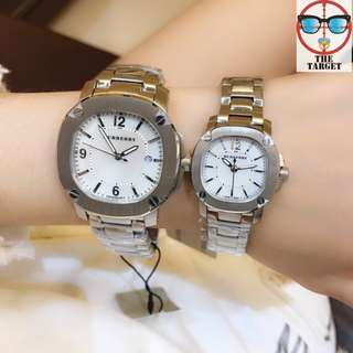 Couple Watches Burberry 女28mm 男38mm