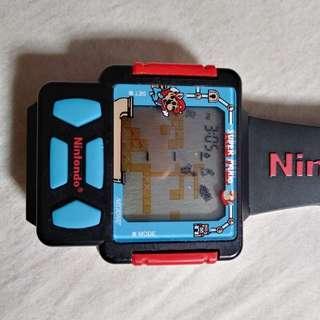中古遊戲電子錶 Nintendo - Super Mario Bros 3