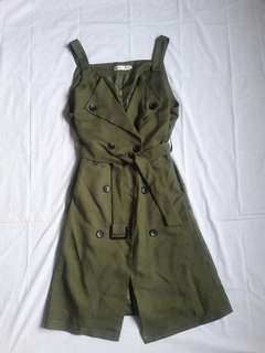 ArmyGreen Dress