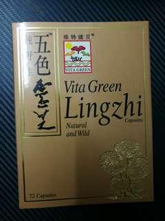 Ling Zhi Capsules