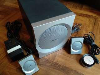 Bose Companion 3 Series I Multimedia Speaker System