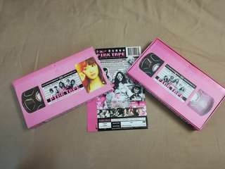 (WTS/WTT) F(X) Pink Tape Album with FX Victoria pc