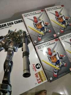 Aape Gundam Rx-78 Baby Milo MG/SD