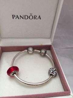 Pandora 手鐲優惠組合 (可議價)