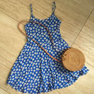 Cotton On Daisy Floral Dress