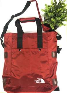 Northface Three-Way Bag
