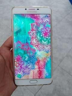 Samsung Galaxy c9 pro 99% new