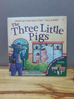 The Three Little Pigs (Children Book)