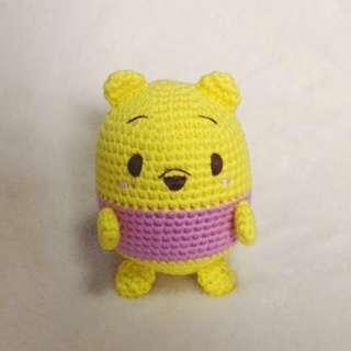 Amigurumi (crochet) Pooh Ufufy