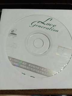 戀愛世紀 VCD 十一隻碟 (正版 )