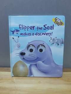 Flipper Seal (English Book)