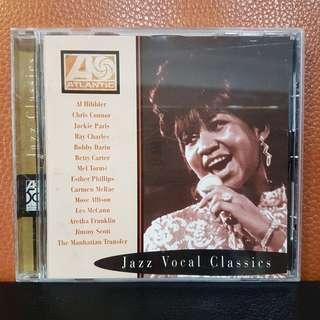 CD》Jazz Vocal Classics