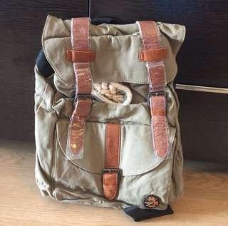 Festi Abbi Copenhagen Back Pack Bag (Army Color)