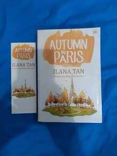 Autumn in paris ilana tana