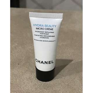 NEW Sample Chanel Hydra Beauty Micro Creme (manufacturing date Feb 2018)