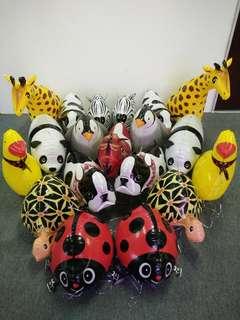 Animal balloons pets balloon