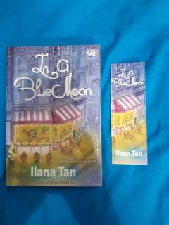 In a bluemoon Ilana Tan