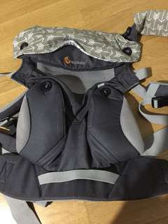 Ergobaby 360 Cool Mesh Air with Infant Insert