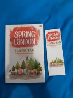 Spring in London Ilana Tan