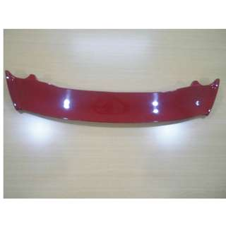 spoiler Honda jazz red