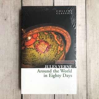 Around the World in Eighty Days -  Jules Verne