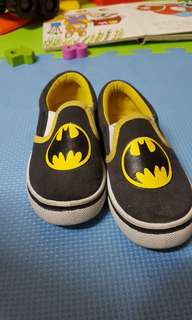 Sm kids batman slip on