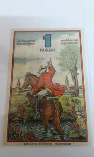 1 Mark Victory 1920