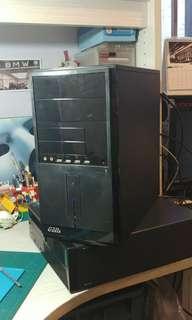 Intel E7400 desktop 砌機 桌上電腦 4g ram 500g harddisk hdd