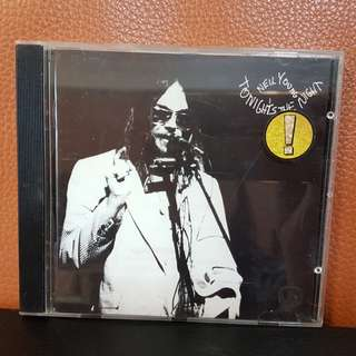 CD》Neil Young - Tonight's The Night