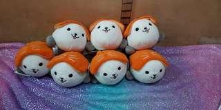 Sushi Stuffes Toys