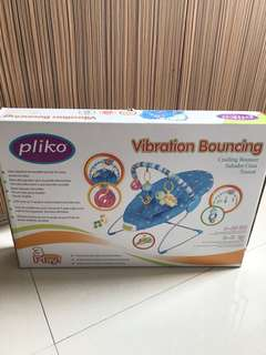 PLIKO vibration bouncing
