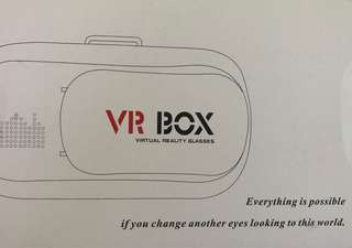Brand new VR BOX