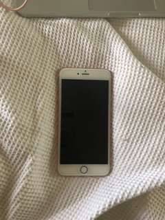 Rose Gold IPhone 6sPlus 64gb