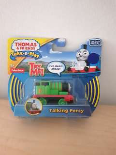 Talking Percy