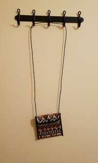 Cute crossbody bag from Fiji