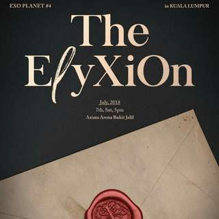 WTB The Elyxion Tickets