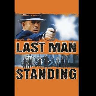 [Rent-A-Movie] LAST MAN STANDING (1996)