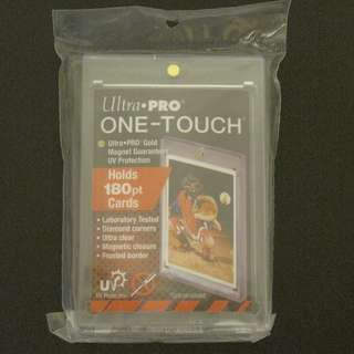 Ultra PRO One-Touch Magnetic Holder for 180pt card (有多個)