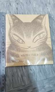 全新 絕版 Wachifield 記事簿 $35